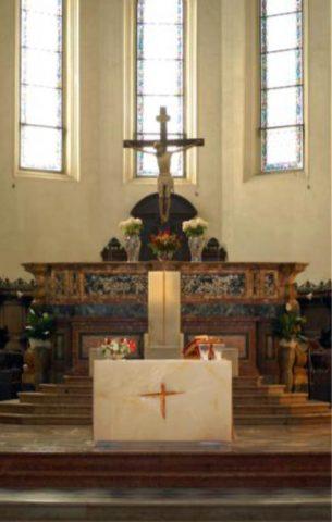 Via Misericordiae - Cattedrale di Faenza